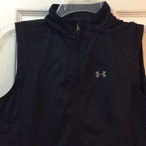 UA coldgear vest